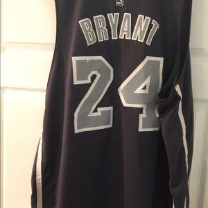 Adidas Kobe Basketball Jersey